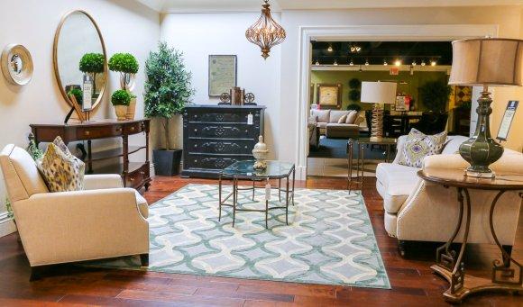 Stanley furniture pic by La Jolla Mom